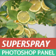 SuperSpray - One of a Kind PNG Spray Plugin - GraphicRiver Item for Sale