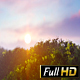 Sunrise Above Forest - VideoHive Item for Sale