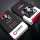 Personal Photography Business Card - GraphicRiver Item for Sale