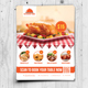 Restaurant Offer Flyer - GraphicRiver Item for Sale