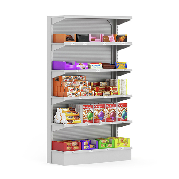 Market Shelf – Cookies and Chocolates - 3DOcean Item for Sale