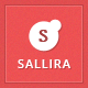 Sallira Multipurpose Startup Business Template - ThemeForest Item for Sale