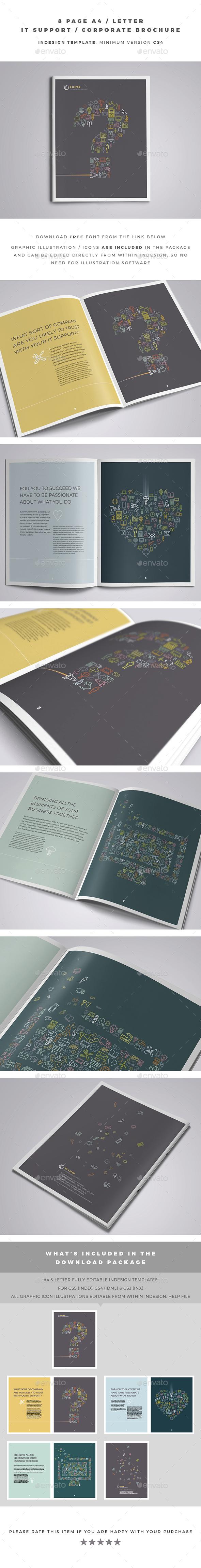 IT Support Brochure - Corporate Brochures