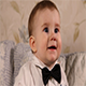 Portrait of a Baby Boy - VideoHive Item for Sale