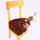 Chair1 - 3DOcean Item for Sale