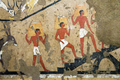 ancient Egyptian mural painting - PhotoDune Item for Sale