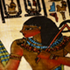 Ancient Egyptian Papyrus Rotating - VideoHive Item for Sale