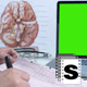 Doctor  Green Screen Laptop - VideoHive Item for Sale