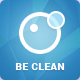 Be Clean - Cleaning Company, Maid Service & Laundry WordPress Theme Nulled
