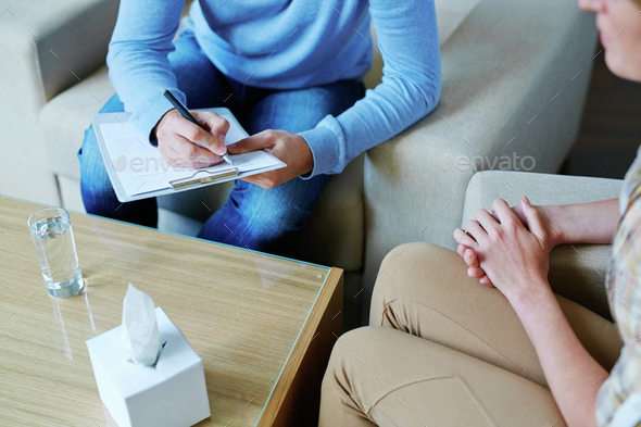 Psychological therapy - Stock Photo - Images