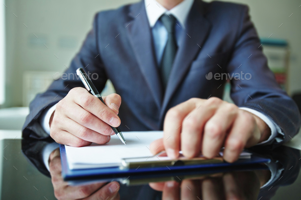 Signature - Stock Photo - Images