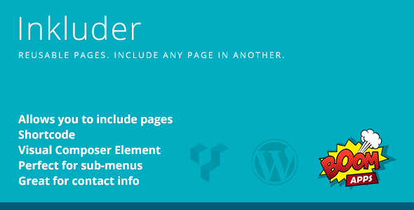 Inkluder - CodeCanyon Item for Sale