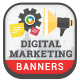 HTML5 Digital Marketing Banners - GWD - 7 Sizes - CodeCanyon Item for Sale