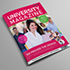 University Prospectus/ Magazine Template - GraphicRiver Item for Sale