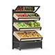 Market Shelf – Vegetables