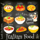 Italian Food Menu - GraphicRiver Item for Sale