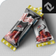 Candy Chocolate Bar Mockup - GraphicRiver Item for Sale