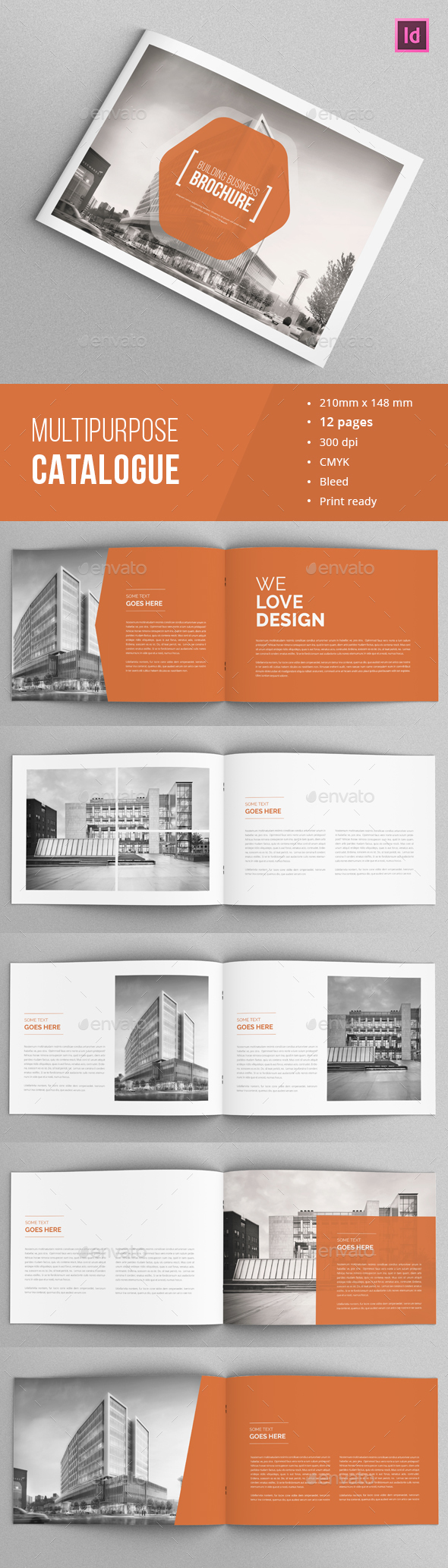 Corporate Brochure / Portfolio - Corporate Brochures