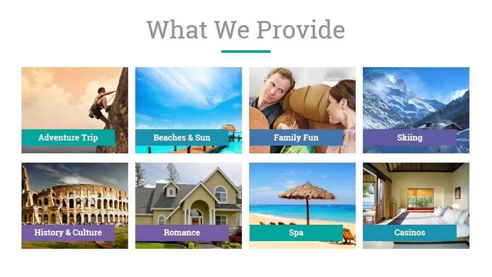 travel and tourism powerpoint presentation templaterojdark, Powerpoint templates
