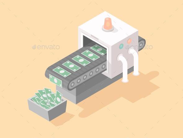 Money Machine - Concepts Business