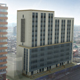 HOTEL BUILDING , INTERIOR, EXTERIOR - 3DOcean Item for Sale