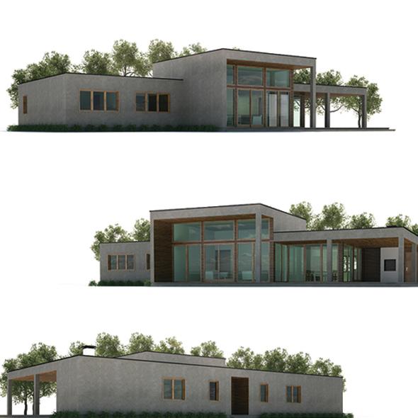 cottage - 3DOcean Item for Sale