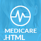 MediCare – Dentist, Medical HTML5 Template - ThemeForest Item for Sale