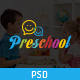 Preschool - Multipurpose Business PSD Template