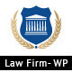 Law Master - Law, Attorney, Legal firm,  lawyer WordPress theme