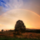 Rainbow Sunset - VideoHive Item for Sale