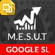 Mesut Google Slide Template - GraphicRiver Item for Sale