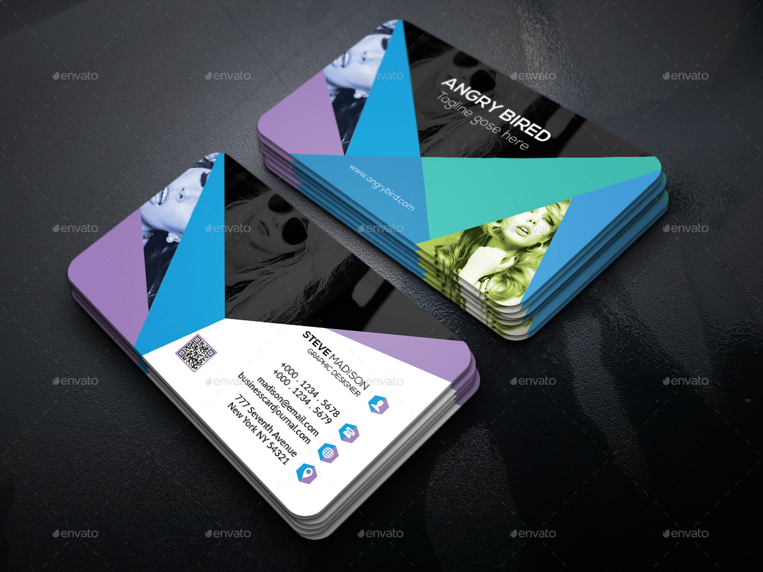 Photography Business Card Design by design_park | GraphicRiver