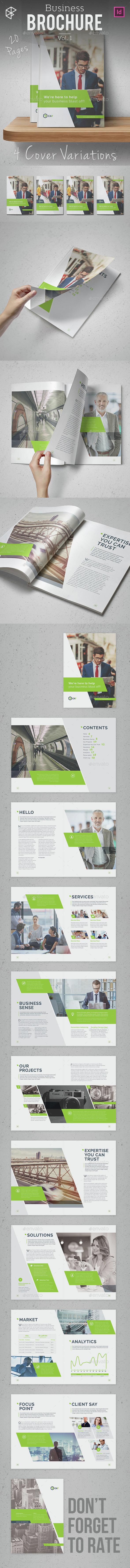 Business Brochure - Vol. 1 - Corporate Brochures