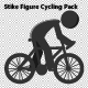 Stick Figure Cycling Pack - VideoHive Item for Sale