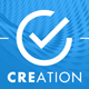 CREATION - Creative Template For Coming Soon Page Nulled