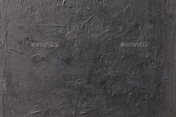 Grungy Dark Concrete Texture Wall - Stone Textures