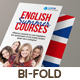 Language Course Bi-Fold Brochure - GraphicRiver Item for Sale