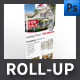 Real Estate Company Roll-up Templates - GraphicRiver Item for Sale