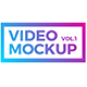 Video Mock UP VOL.1 - VideoHive Item for Sale