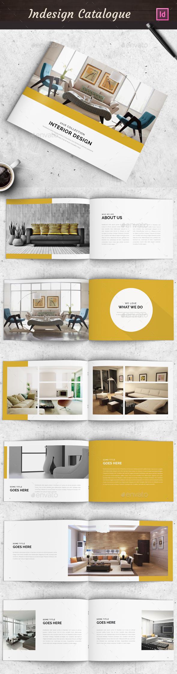 Minimal Portfolio Brochure 02 - Catalogs Brochures