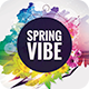 Spring Vibe Flyer - GraphicRiver Item for Sale