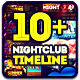 Nightclub FB Timeline Cover - GraphicRiver Item for Sale