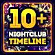 Nightclub V2 FB Timeline Cover - GraphicRiver Item for Sale