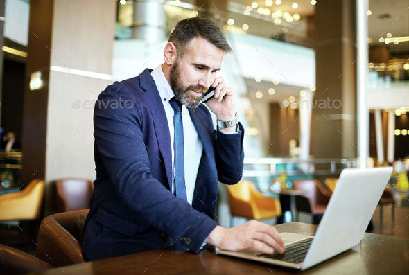 Checking data - Stock Photo - Images