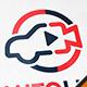 Car Channel Logo - GraphicRiver Item for Sale