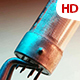 Electric Tungten Bulb 0076 - VideoHive Item for Sale