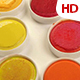 Acrylic Paint Set 0072 - VideoHive Item for Sale