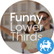 5 Funny Lower Thirds v2 - VideoHive Item for Sale