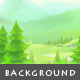Green Valley - Game Background  - GraphicRiver Item for Sale
