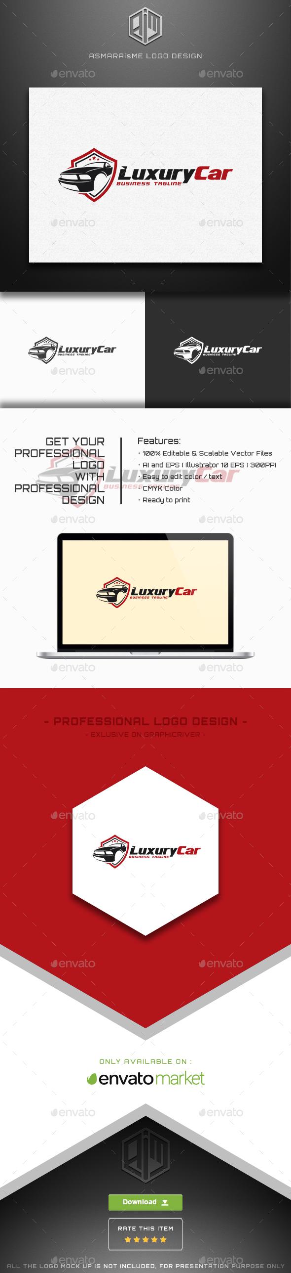 Luxury Car Logo